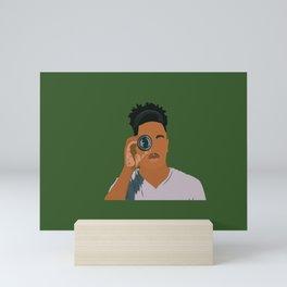 I See You Mini Art Print