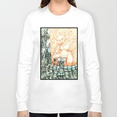 Mewtwo Long Sleeve T-shirt