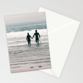 surf love Stationery Cards
