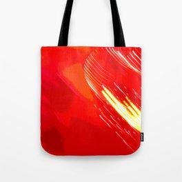 Valentine Heartquake Tote Bag