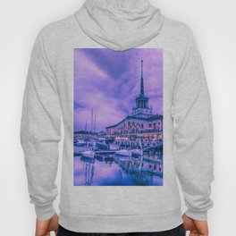 Marine station of Sochi Hoody