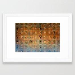 Metropolis #2 Framed Art Print