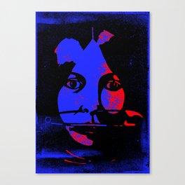 sororem salutem Canvas Print