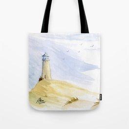Lighthouse Impressions IV Tote Bag