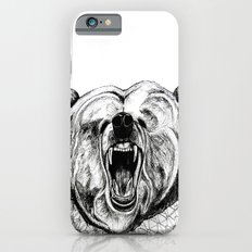 He was like a bear! iPhone 6s Slim Case