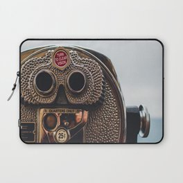 Clear Vision Laptop Sleeve
