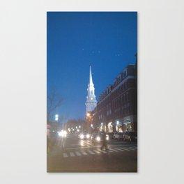 Portsmouth Canvas Print