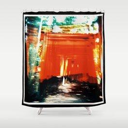 100 Torii Shower Curtain
