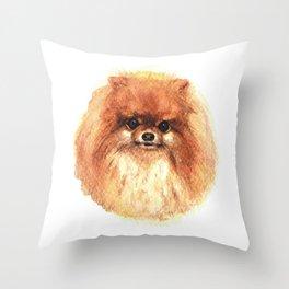 Poof Throw Pillow