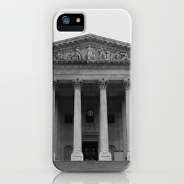 The House Of Representatives iPhone Case