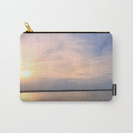 Sunrise At Lake Murray 2 Carry-All Pouch