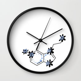 Serotonin Wall Clock