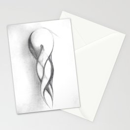Voluptuous Curves Stationery Cards
