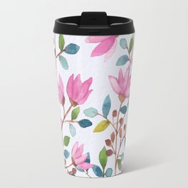 flowers 477 a Travel Mug