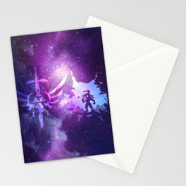 Zelda majora's mask Stationery Cards