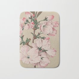 Ariaki - Daybreak Cherry Blossoms Bath Mat