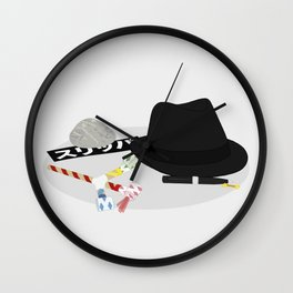 2010: Spy Wall Clock