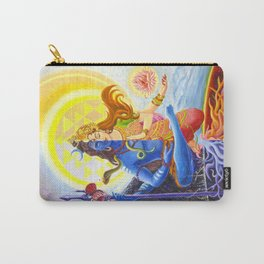Shiva and Shakti Carry-All Pouch