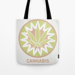 The Cannabis Case. Tote Bag