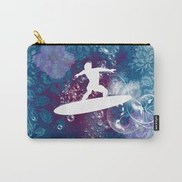 Sport, surfboarder Carry-All Pouch