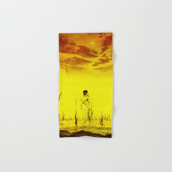 It is too late - Astronaut Hand & Bath Towel