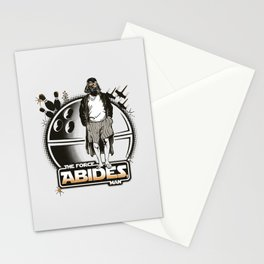 The Force Abides Stationery Cards