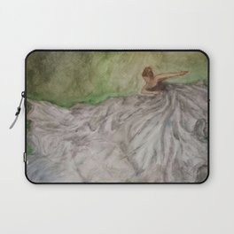 Dancer in the Storm Laptop Sleeve
