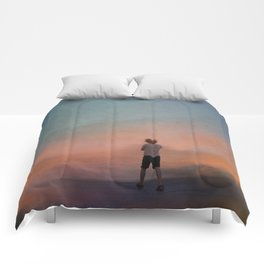 A world of illusions Comforters