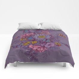 Beauty (eye of the beholder) Comforters