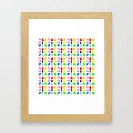 Hand 13 Framed Art Print