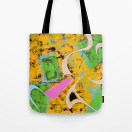 Their Ways Are Dizzying... Tote Bag