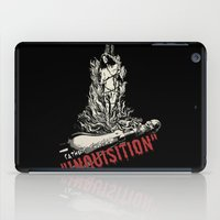 dragon age inquisition iPad Cases featuring Inquisition by PsychoBudgie