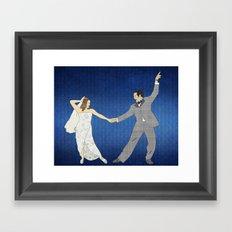 First Dance Framed Art Print