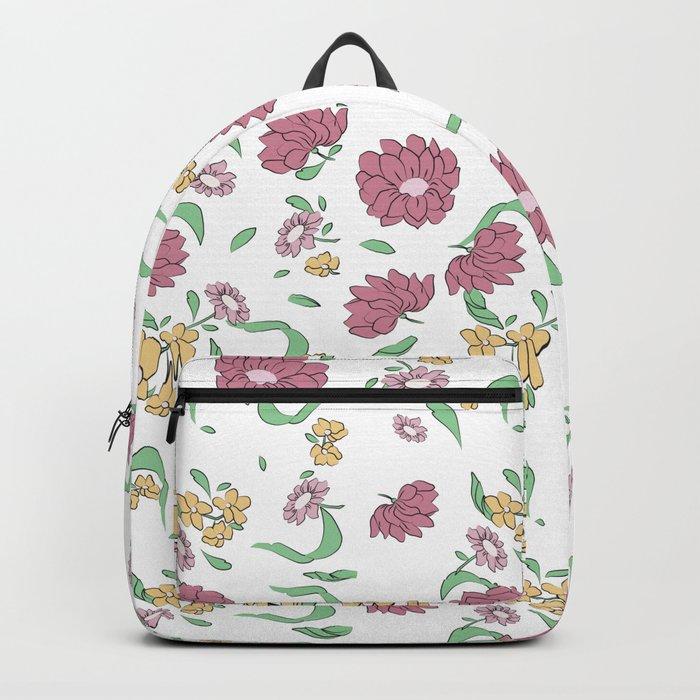 Spring Blossom Backpack