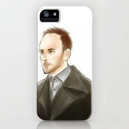 elementary: the deductionist iPhone Case