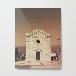 Church Majesty Metal Print