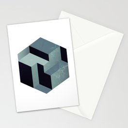 Abstract Mind Space Stationery Cards