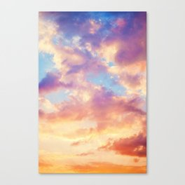 Reverie Sky Canvas Print