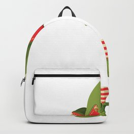 THE 2020 GO AWAY Elf Family Matching Xmas Backpack