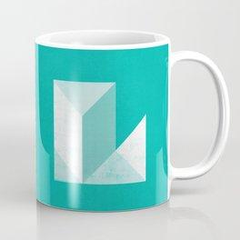 """L"" Drop Cap Coffee Mug"