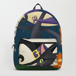 Halloween Night Magic Backpack