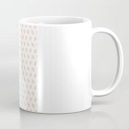rhombus bomb in linen Coffee Mug