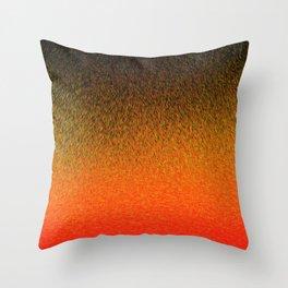 Sunset Dashes Throw Pillow