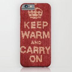 Winter Lovers I iPhone 6s Slim Case