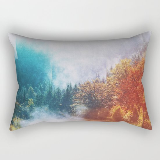 Fractions A63 Rectangular Pillow