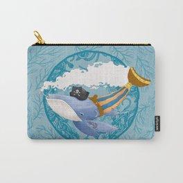Ballena Pirata Carry-All Pouch