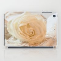 romance iPad Cases featuring romance by lucyliu