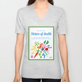 Picture of Health Unisex V-Neck