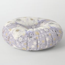 Flake&Lace (Parma) Floor Pillow