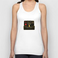 polaroid Tank Tops featuring Polaroid by Sydney S Photography